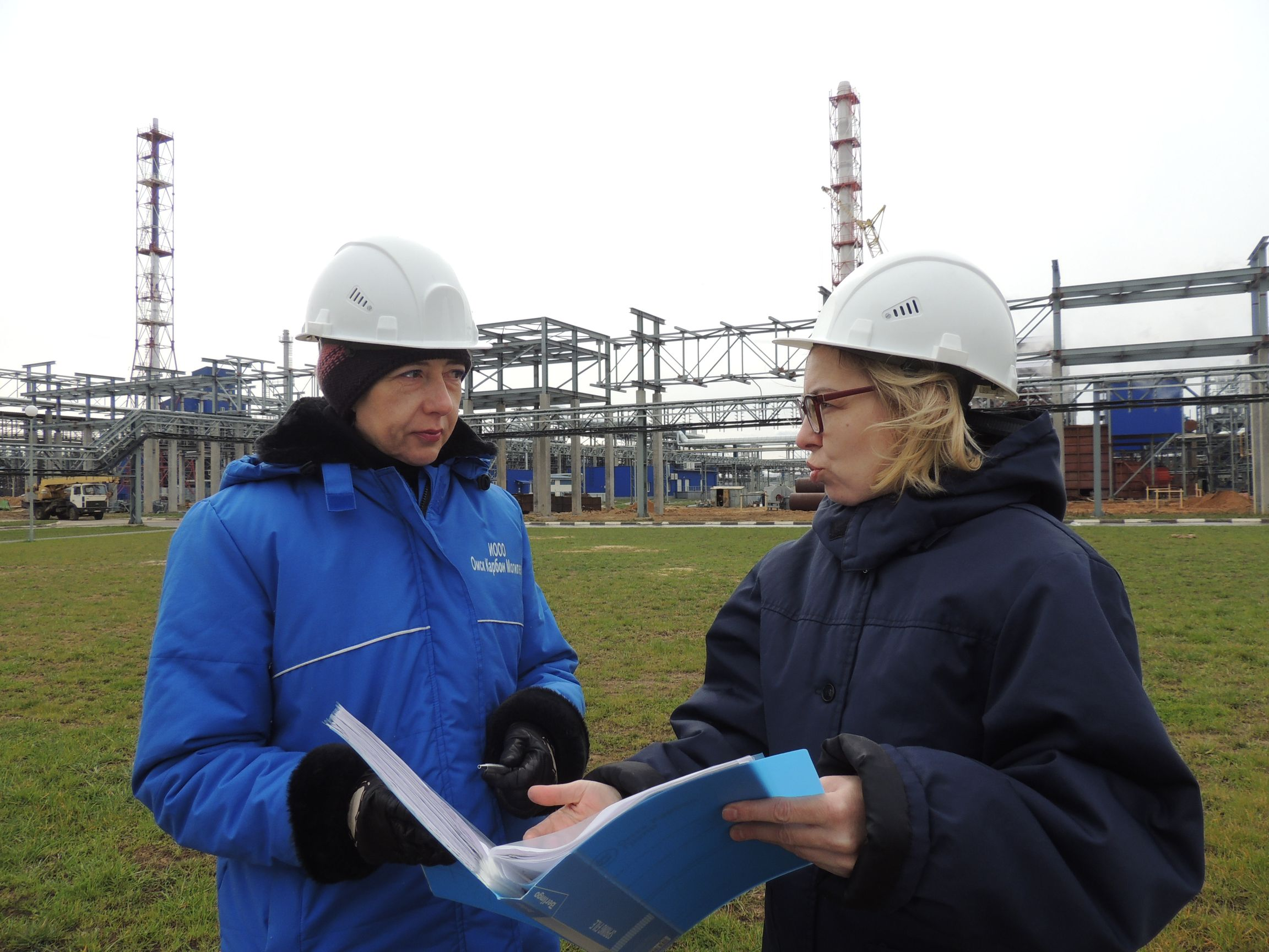 A comprehensive environmental permit was given to Omsk Carbon Mogilev
