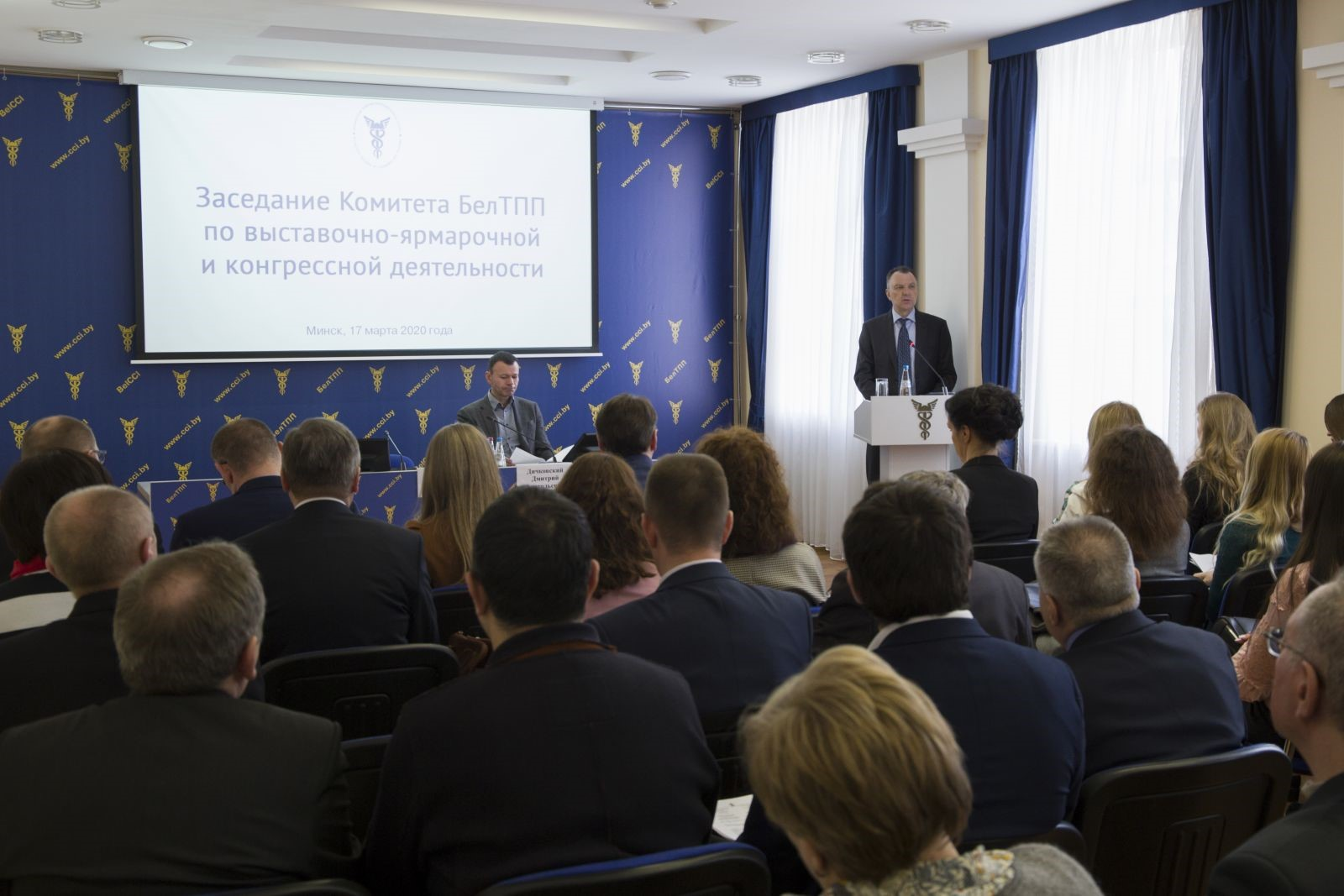 "The gratitude of the Chairman of the Belarusian Chamber of Commerce and Industry was announced to the resident company ""Belshina"""