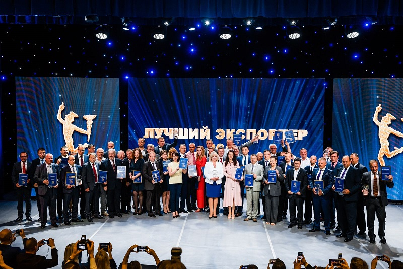 """Mogilev"" FEZ residents among the winners of ""The best exporter in 2018"""