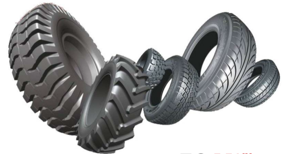 Setting up manufacture of full steel-cord radial tyres with a rim diameter up to 63 inches