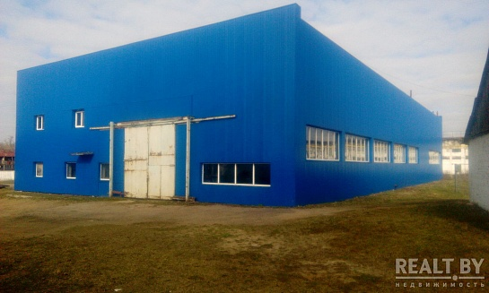 Steel reinforcing and insulator factory - 1,214.0 sq.m.